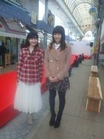 油津ファッションショー出演
