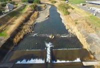 えびの地区河道整備工事