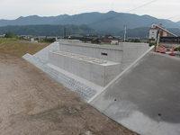 加久藤橋下部工(A1・P1)受託工事