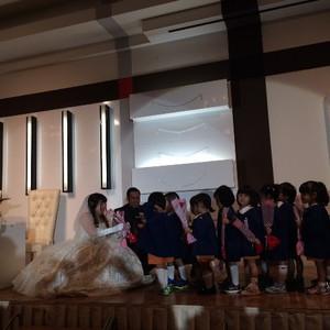 自由参観 初日!! & あかり先生wedding♡