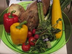 ランチ付きセミナー「野菜講座」 豆料理で