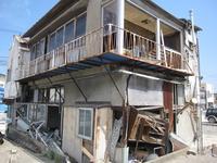 2011年6月19日の被災地、宮城県石巻市の様子
