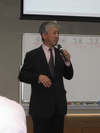 第4回「お客が増える!セミナー、講師は村上 透先生