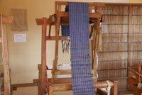 わたしのはた織り作品第二作