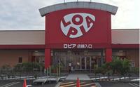 大型のスーパーセンター♪